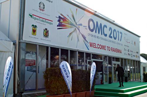 Ingresso Fiera OMC 2017